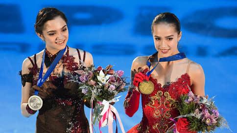 The Show Must Go Off  / Фигуристок Алину Загитову и Евгению Медведеву не включили в состав сборной