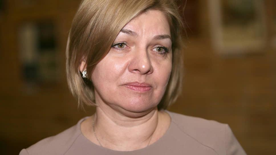 Бывший заместитель руководителя подмосковного территориального управления Росимущества Елена Паткина
