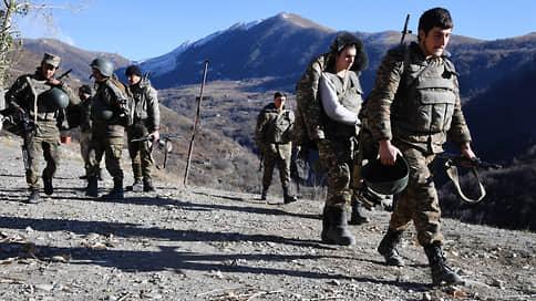 Армения и Азербайджан застряли в пограничном состоянии  / Баку считает конфликт двусторонним, а Ереван — общемировым