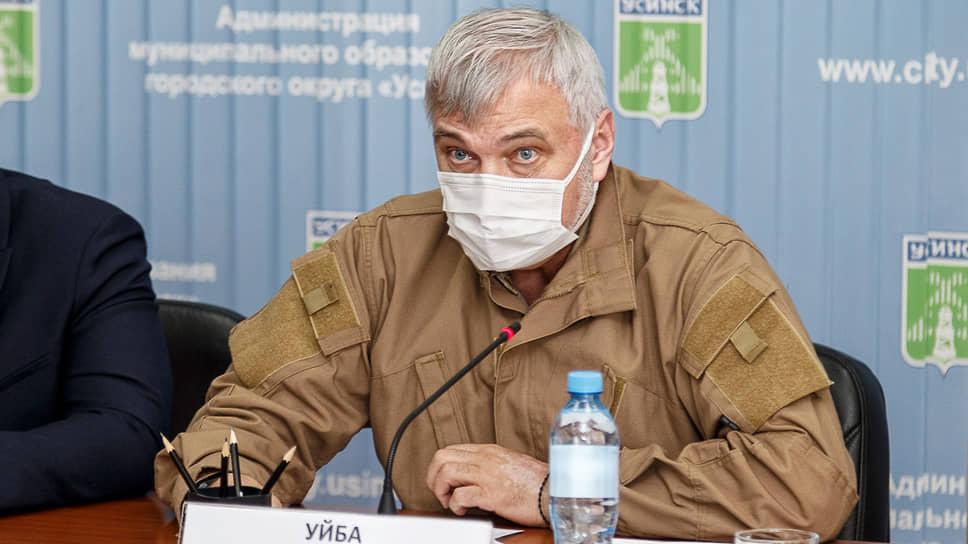 Глава Коми Владимир Уйба