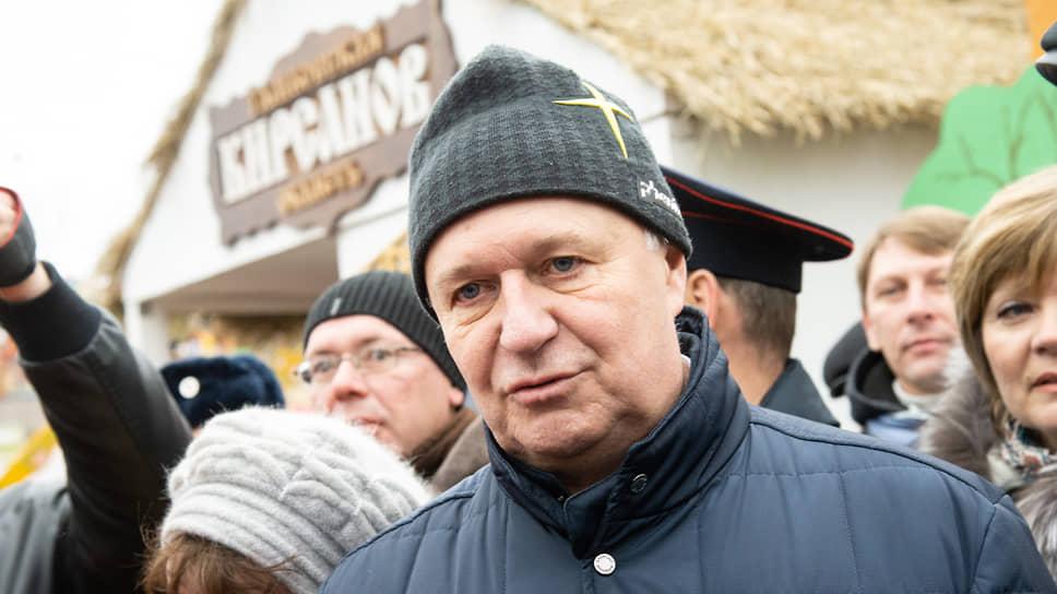 Мэр Котовска Алексей Плахотников