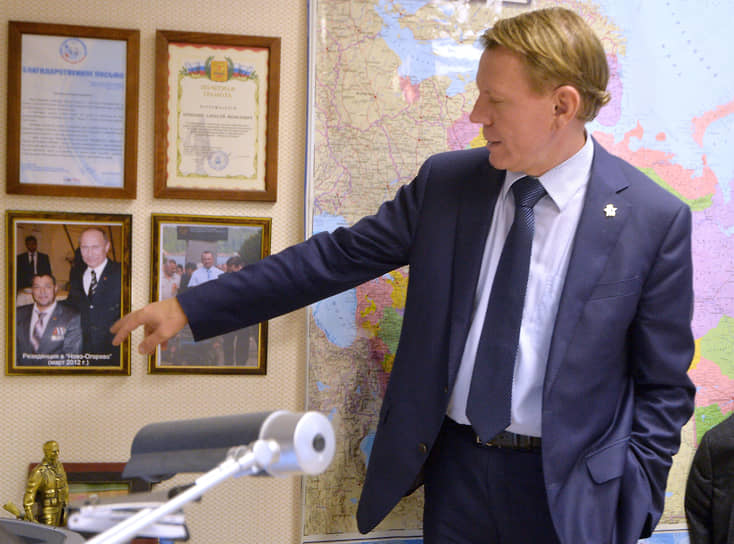 До 2018 года председателем организации являлся подполковник запаса Андрей Чепурной (на фото). До 2016 года организация была на ведущих ролях в ветеранском движении, представляла интересы почти 200 тыс. инвалидов-участников боевых действий и членов их семей
