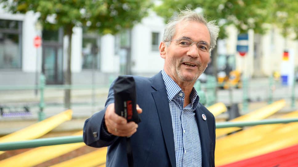Председатель «Германо-российского форума» Маттиас Платцек