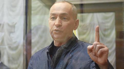 Александру Шестуну присудили за арест // ЕСПЧ признал, что в РФ были нарушены права бывшего чиновника