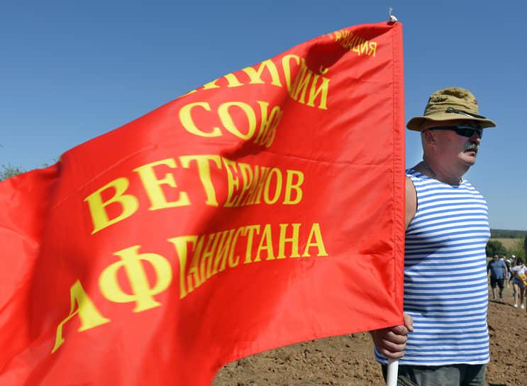 РСВА включает около 500 тыс. членов и имеет 76 региональных отделений. В 2011 году союз вошел в состав Общероссийского народного фронта, является членом Всемирной организации ветеранов (WVF)