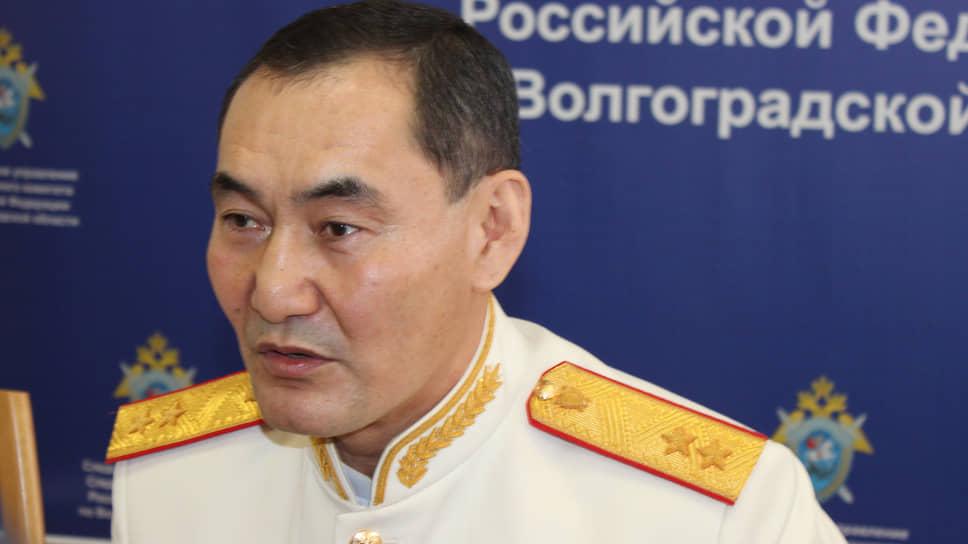 Помощник председателя СКР по особым поручениям Михаил Музраев