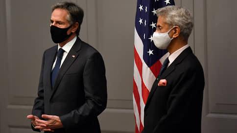 Визит сдерживания  / Глава МИД Индии ищет поддержку США в противостоянии вирусу и Китаю