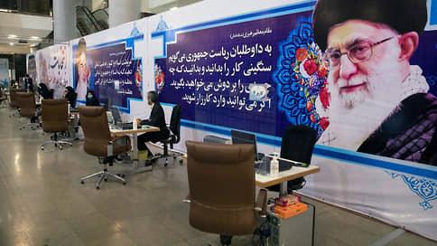Семеро смелых  / В Иране определили кандидатов на пост президента