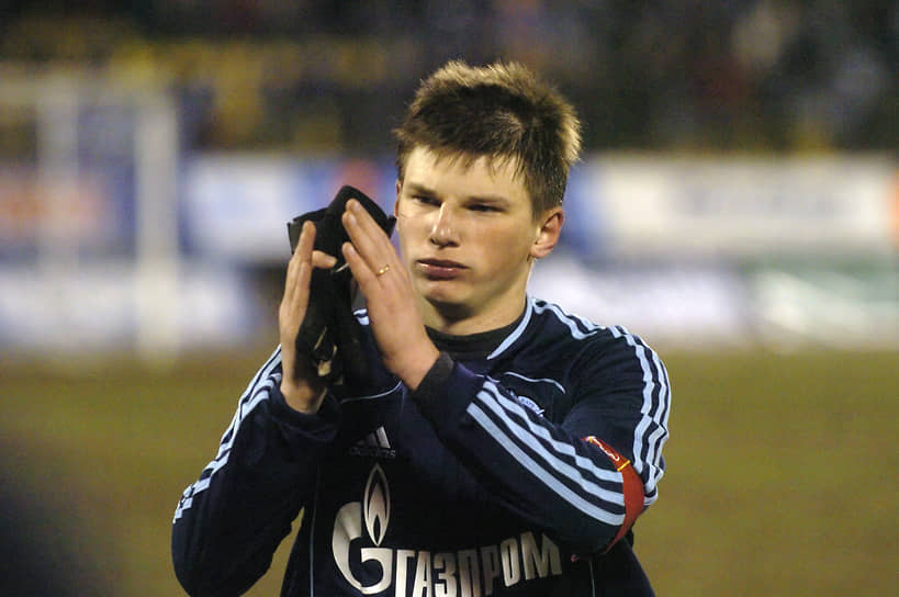 За питерский «Зенит» Аршавин выступал до конца 2008 года, проведя 238 матчей и забив 51 гол