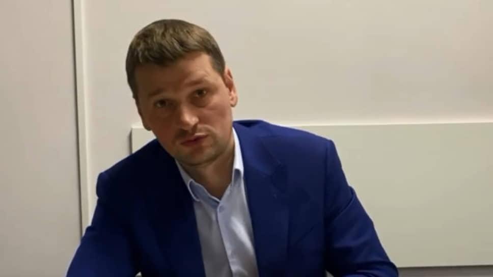 Бывший следователь Дмитрий Николаев