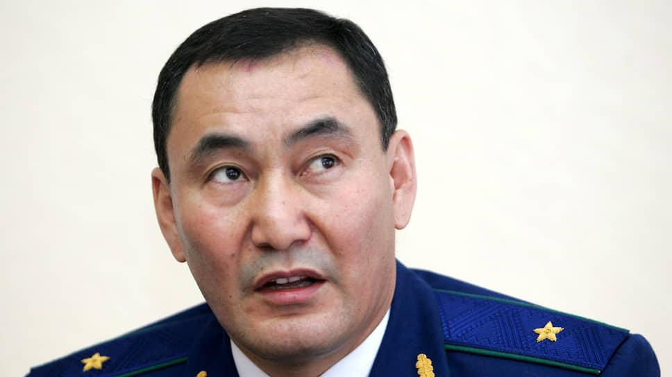 Бывший начальник СУ СКР по Волгоградской области Михаил Музраев
