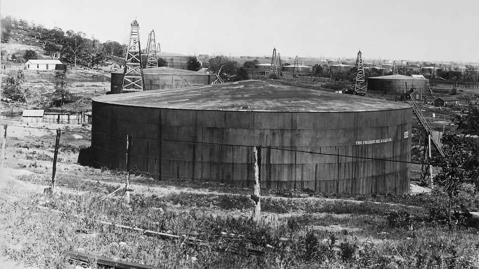 Нефтяное месторождение Гленн-Пул превратило Талсу из поселения индейцев в процветающий город