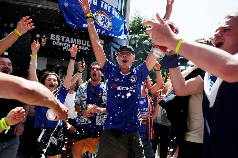 Матч в Порту стал одним из первых в нынешнем play-off Лиги чемпионов, который увидели болельщики на трибунах