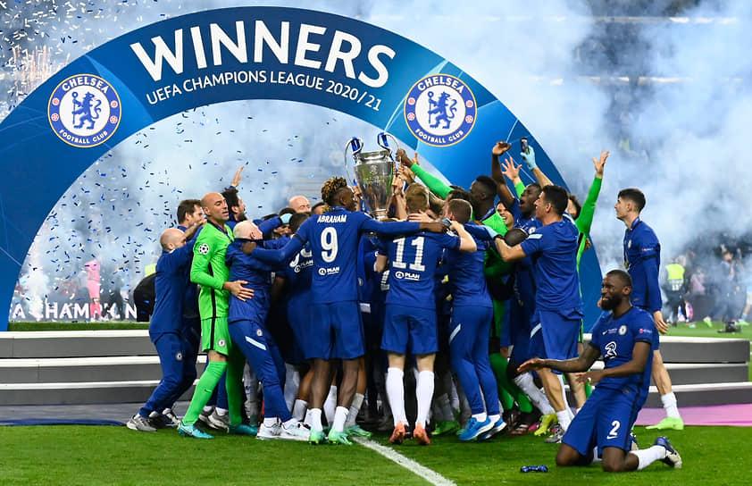 «Челси» во второй раз стал обладателем самого престижного трофея в европейском клубном футболе после победы в сезоне-2011/12