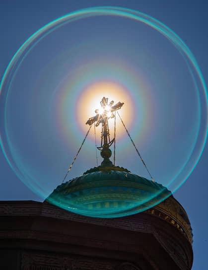 1 мая. Московская область. Главный храм Вооруженных сил России