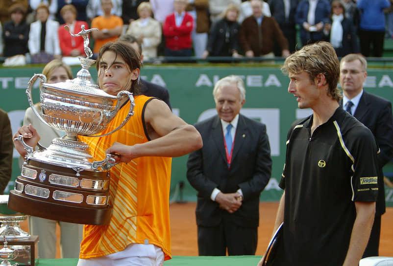 «Мне повезло, что у меня такие соперники. Это придает особую мотивацию на то, чтобы прибавлять. Если не прибавлять, то ты труп — такова конкуренция в мире тенниса»