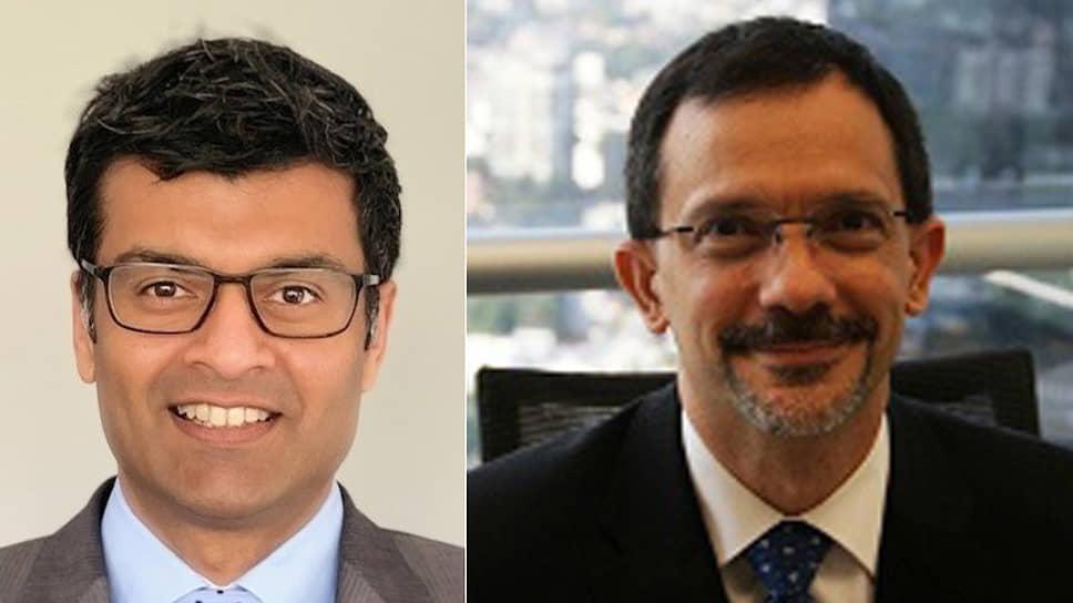Экономисты Всемирного банка Нитин Умапати (слева) и Самюэль Фрейхе-Родриге