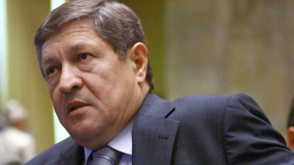 Бывший заместителя министра спорта, туризма и молодежной политики РФ Геннадий Алешин