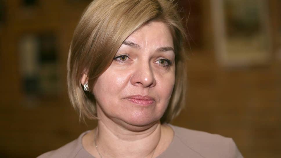 Бывшая замглавы Росимущества Елена Паткина