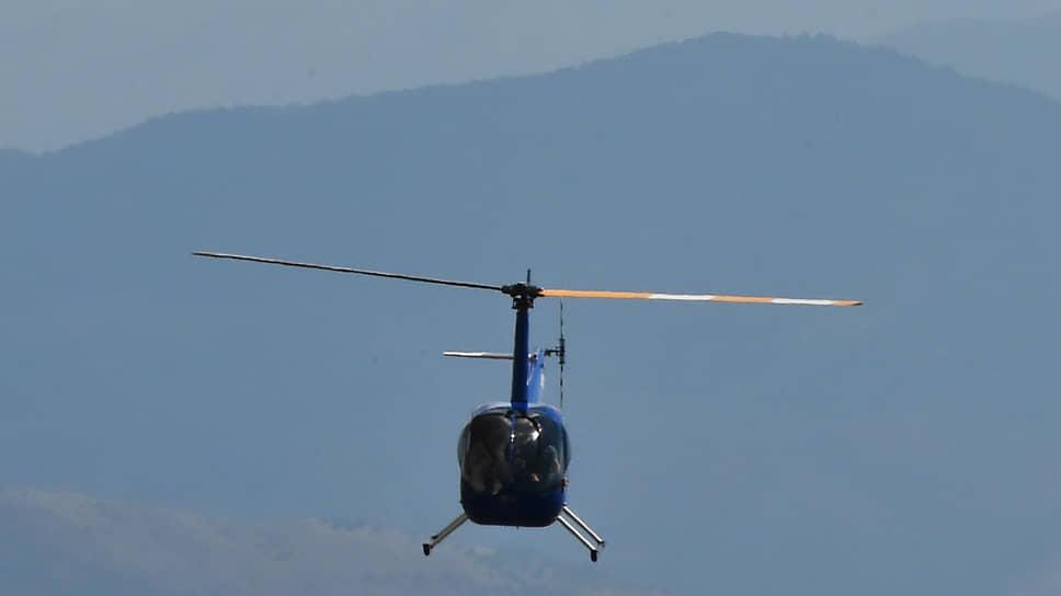 Вертолет Robinson R-66