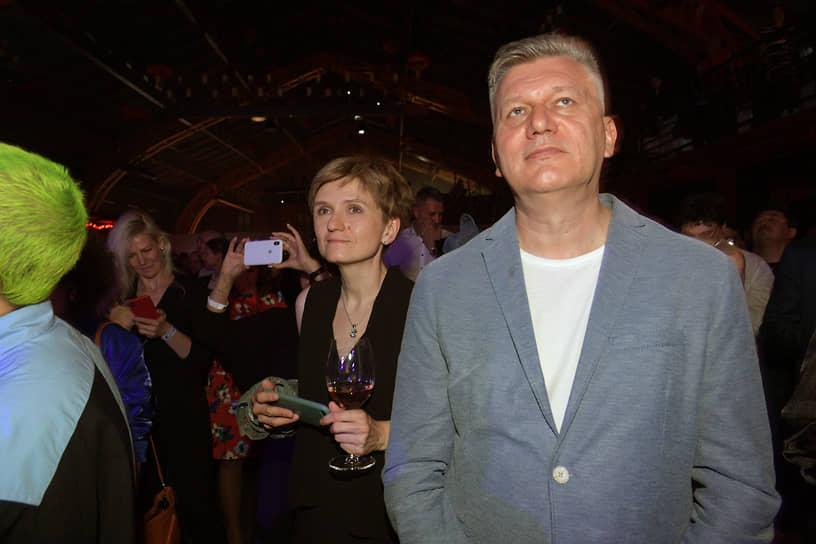 Главный редактор журнала «Автопилот» Дмитрий Гронский