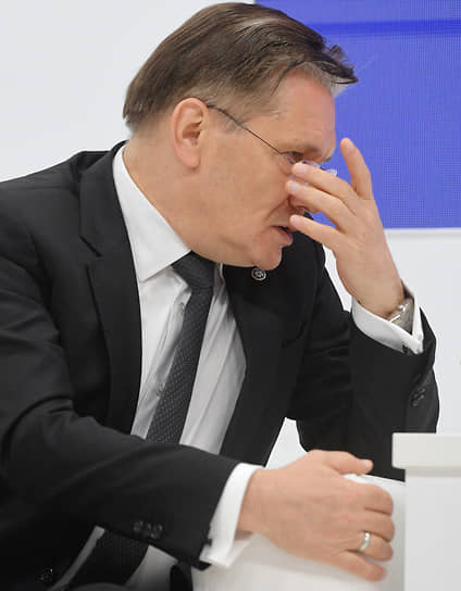 Генеральный директор государственной корпорации по атомной энергии «Росатом» Алексей Лихачев