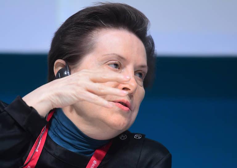Губернатор Ханты-Мансийского автономного округа — Югры Наталья Комарова