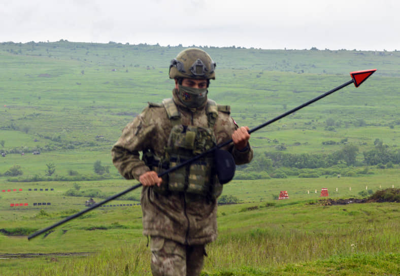 Румыния. Учения Noble Jump с участием военнослужащих стран НАТО