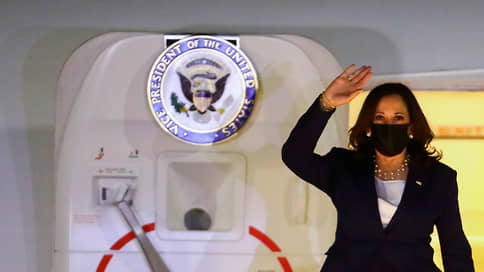 Камала Харрис двинулась на юг  / Вице-президент США прокладывает свой внешнеполитический курс, параллельный президентскому