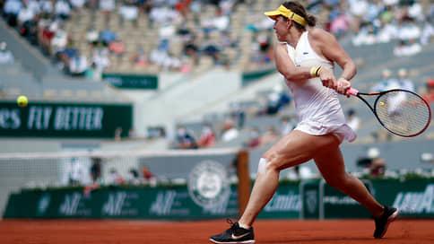 Анастасия Павлюченкова прословенилась финалом // Российская теннисистка поспорит за чемпионский титул на Roland Garros