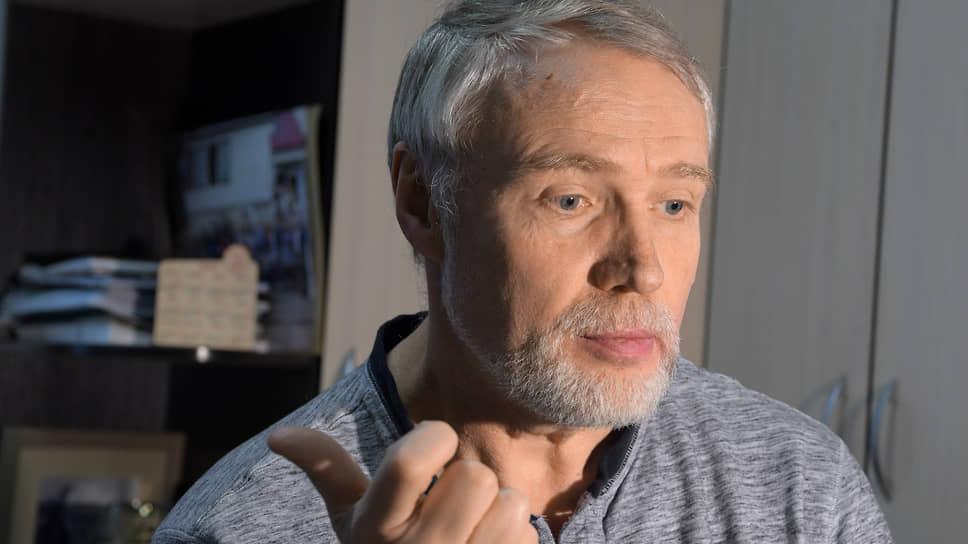 Директор ЦЛП Андрей Царев