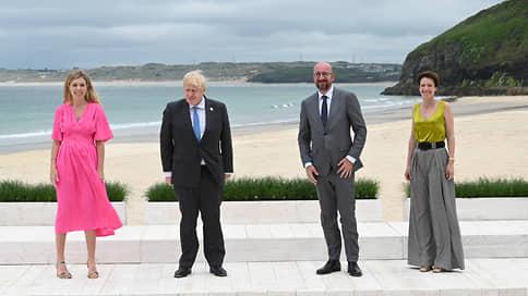 Пандемию и Россию сдержат семеро  / Лидеры G7 открыли первый за полтора года очный саммит