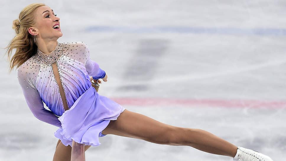 Второе пришествие Алены Савченко / Олимпийская чемпионка по фигурному катанию возобновит карьеру в новой сборной