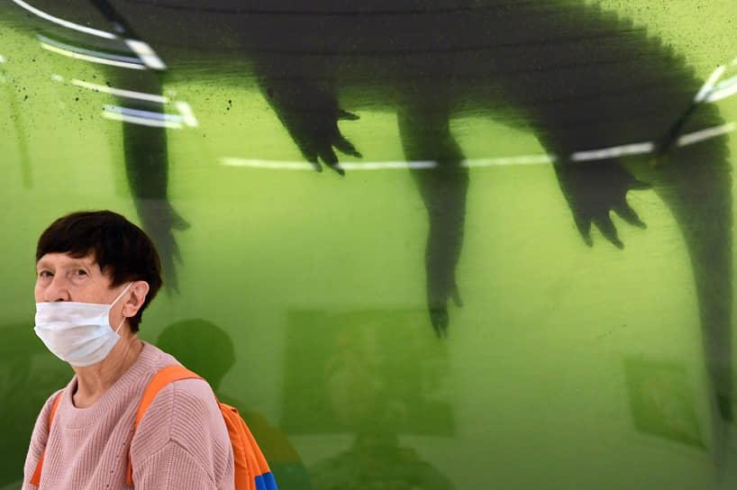Москва. Выставка «Зона затопления» в рамках биеннале «Мода и стиль в фотографии»