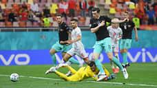 Аутсайдера обыграли заменами  / Сборная Австрии вырвала победу у дебютантов Евро