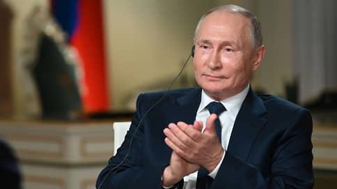 Интервью Владимира Путина телеканалу NBC. Главное