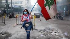 Ливанская армия протянула руки  / Страна неуклонно движется к коллапсу