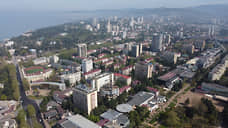 Сочи вырос в цене  / Цены на недвижимость в городе за год выросли на 20%