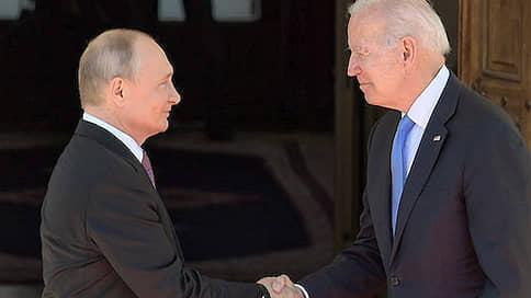 «С учетом низких ожиданий встреча не стала разочарованием»  / Зарубежные СМИ о саммите Владимира Путина и Джо Байдена в Женеве