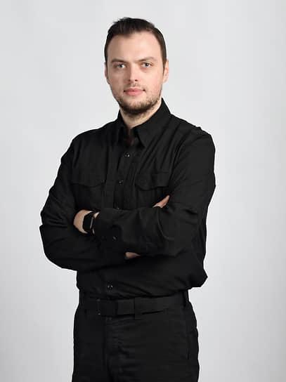"""Обозреватель """"Ъ"""" Алексей Наумов"""