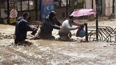 Крым теряет берега  / Вслед за Керчью наводнение пришло в Большую Ялту