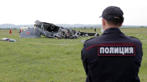 «Не набрал ни высоту, ни скорость»  / В Кемеровской области после отказа двигателя разбился самолет