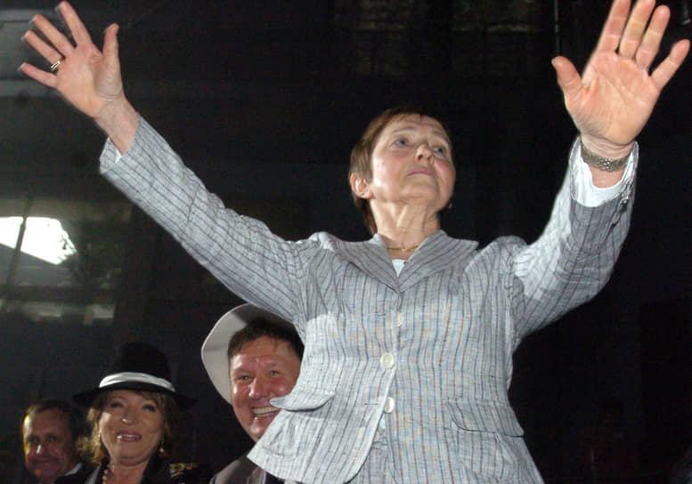 Также Тамара Москвина создала пару Ирины Воробьевой и Александра Власова, которая в 1977 году завоевала серебряные медали на чемпионате Европы в Хельсинки и на мировом чемпионате в Токио