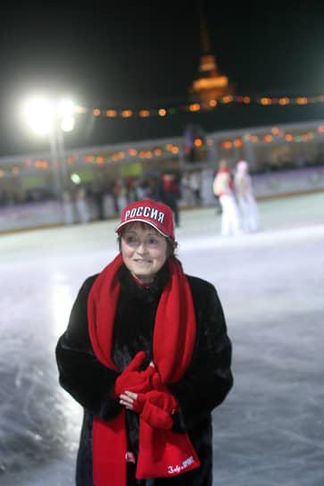Тренерской деятельностью Тамара Москвина начала заниматься еще в 1962 году в добровольном спортивном обществе «Буревестник», затем перешла в общество «Труд». В 1971 году пришла на работу в спортивную детско-юношескую школу олимпийского резерва при дворце спорта «Юбилейный»