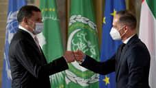 Иностранцев из Ливии выведут поэтапно  / Участники конференции в Берлине проявили осторожность в вопросе о наемниках
