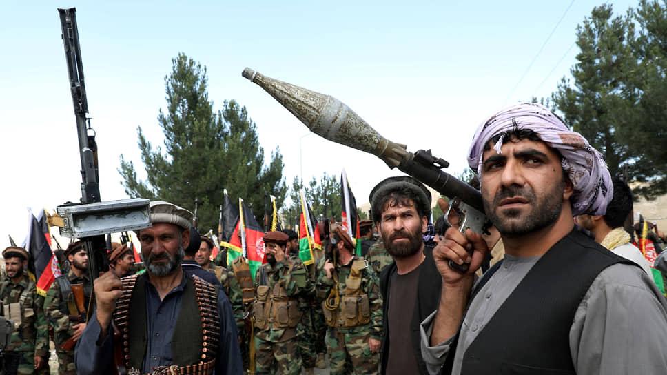 Афганистан бежит от самого себя