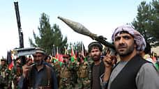 Афганистан бежит от самого себя  / Наступление талибов вынуждает афганских военных укрываться в Таджикистане и Узбекистане