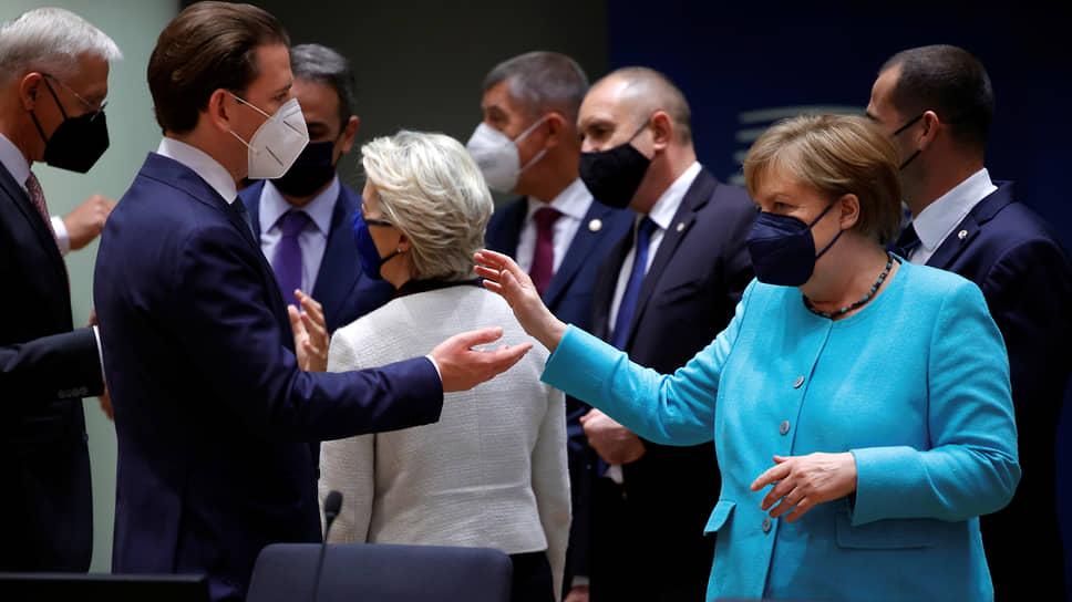 Владимира Путина пока не ждут в Брюсселе