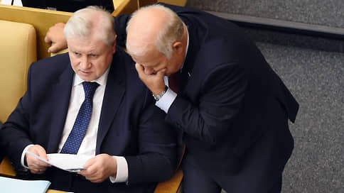 «Единой России» стыдно за «Справедливую»  / Ярославские депутаты пожаловались Сергею Миронову на коллегу из Госдумы