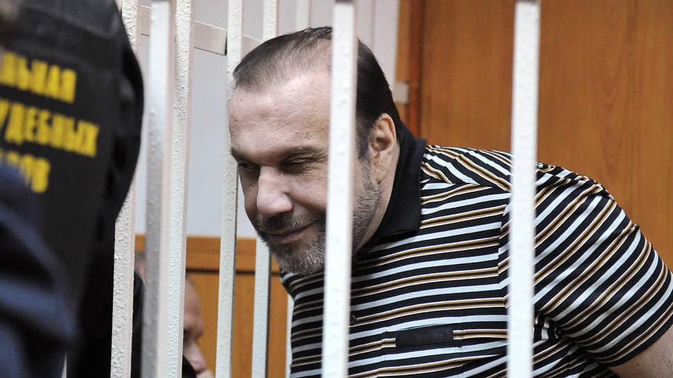 Бизнесмен Виктор Батурин в Гагаринском суде, 2013-й год